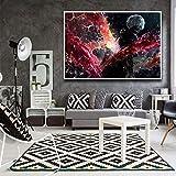 zhuziji DIY Malen nach Zahlen HD-Bild der Wohnzimmerwand in Ghul Tokio Schlafzimmerdekoration Gemälde an der Wand Wohnzimmer40X70cm(Kein Rahmen)