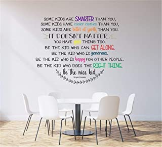 Pikaes Wall Stickers Inspiring Quotes Home Art Decor...