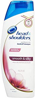 Head and Shoulders Anti Dandruff Smooth and Silky Shampoo, 375ml