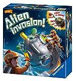 Ravensburger Alien Invasion-Juego de Mesa 21379, Multicolor (213795)