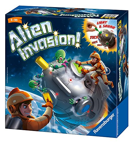 Ravensburger - Alien Invasion 21379 - Brettspiel