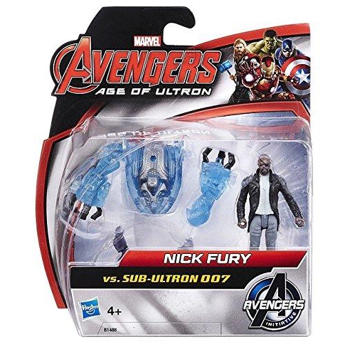Avengers : Age of Ultron – Ultron Mark I vs. Iron Legion – 3 Figurines 6 cm