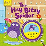 The Itsy Bitsy Spider: Big Button Sound Book (A Big Button for Little Hands)