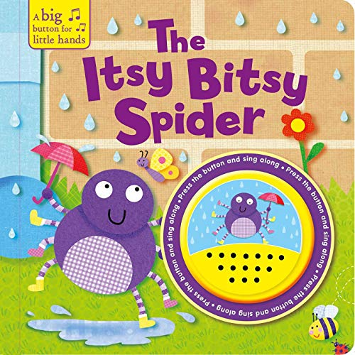 The Itsy Bitsy Spider (A Big Button for Little Hands)