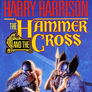 The Hammer and the Cross audiobook cover art