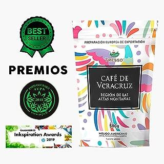 Tresso Café Veracruz, Notas Cítricas, 500 g en Grano