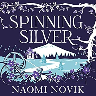 Spinning Silver                   By:                                                                                                                                 Naomi Novik                               Narrated by:                                                                                                                                 Katy Sobey                      Length: 16 hrs and 10 mins     153 ratings     Overall 4.6