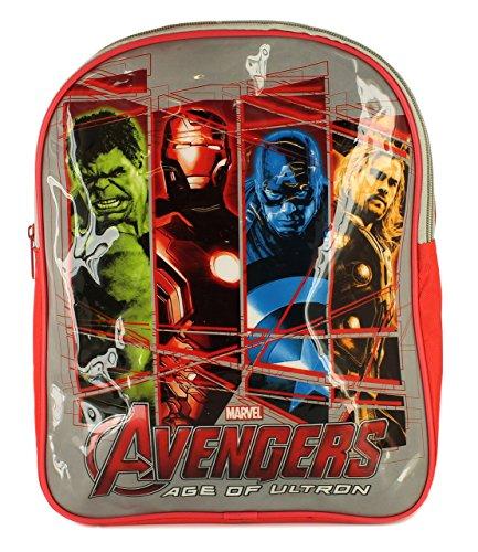 Marvel M92536R0 Sac à dos pour enfant Motif Avengers Taille L 40 cm