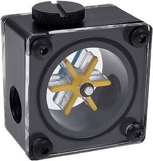 computer water cooling flow meter