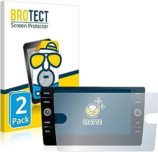 7ed77035158 BROTECT Protector Pantalla Mate para Volkswagen Discover Media T-Roc [2  Unidades] -