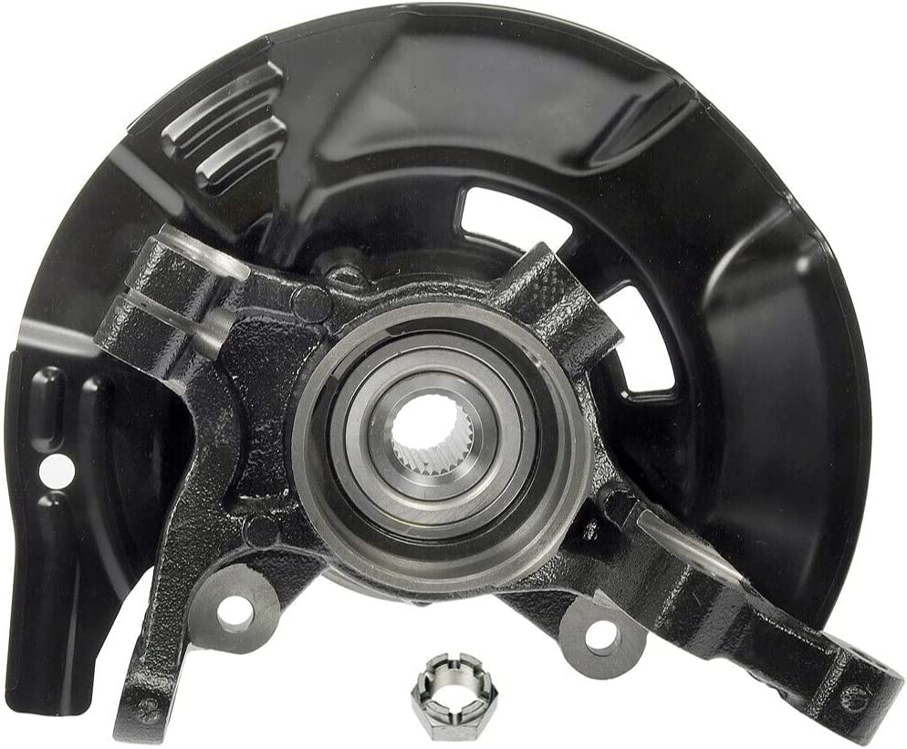 AutoShack KN798458 Front Denver Mall Passenger Side Wheel Hub Complete Beari Max 90% OFF