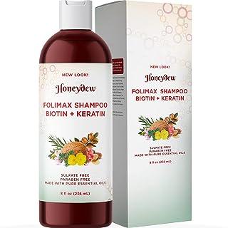 Best Hair Loss Shampoo Potent Hair Loss Fighting Formula 100% Natural Topical Regrowth Treatment.