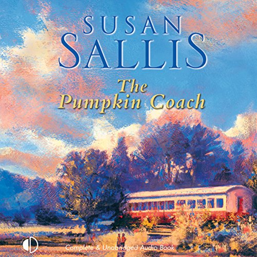 The Pumpkin Coach audiobook cover art