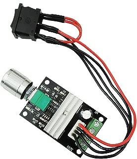 LEDMOMO 1203BB 6V 12V 24V 3A 80W DC Motor Speed Controller (PWM) Adjustable Reversible Motor Driver Switch