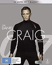 Daniel Craig (4K/BD Boxset) (8 Discs)