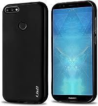 J&D Compatible para Huawei Y7 2018/Huawei Honor 7C/Huawei Y7 Prime 2018 Funda, [Cojín Fino] [Parachoques Ligero] [Protección contra Caídas] Resistente Funda TPU Protectora para Huawei Y7 Prime 2018