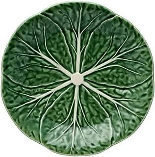 Bordallo Pinheiro Cabbage Dessert Plate, 7.5