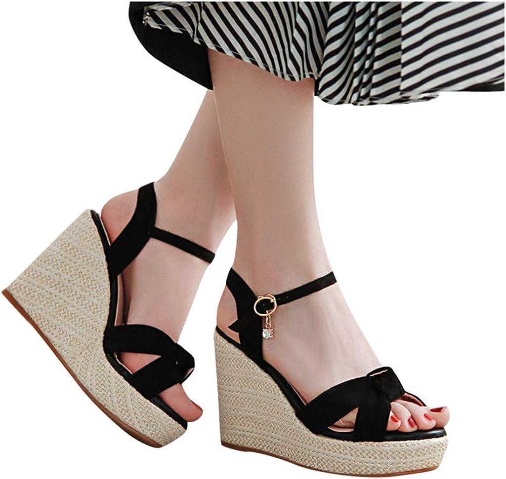 Selling rankings Masbird Sandals for Women Dressy C Super sale Toe Open Strap Buckle