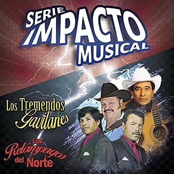 Los Relámpagos del Norte, Los Tremendos Gavilanes (Serie Impacto Musical)