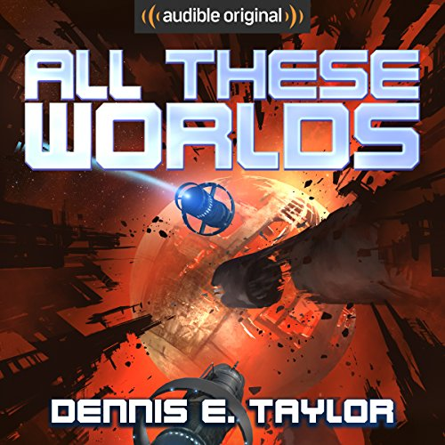 Page de couverture de All These Worlds