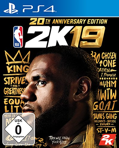 NBA 2K19 - 20th Anniversary Edition