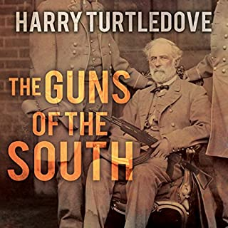 The Guns of the South                   By:                                                                                                                                 Harry Turtledove                               Narrated by:                                                                                                                                 Paul Costanzo                      Length: 24 hrs and 51 mins     504 ratings     Overall 4.5