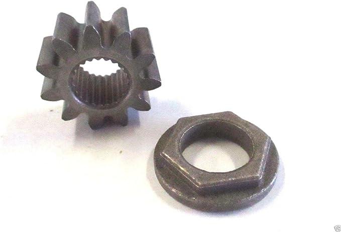 Pinion Gear /& Bushing For MTD Cub Cadet 717-1554,917-1554 Spare Accessories