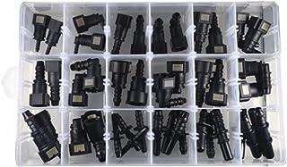 Wying Store Carte de Carburant de Coiffure de Voiture Réparations Kits Connecteurs Rapides Tuyau 800-58 7M OE Ligne de Car...
