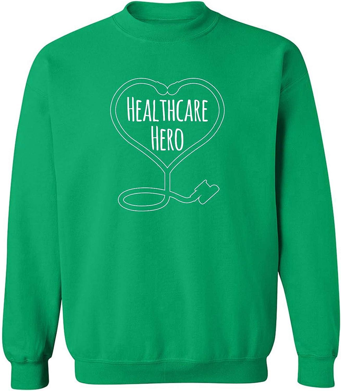 Healthcare Hero Crewneck Sweatshirt