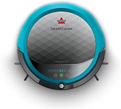 Bissell SmartClean Robot Vacuum, 1974, Gray Ad Blue
