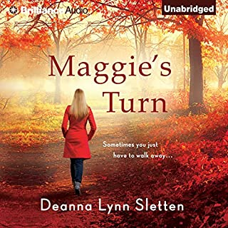 Maggie's Turn audiobook cover art