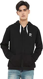 Men's Full Zip Fashion Athletic Fleece Hoodies Sport...