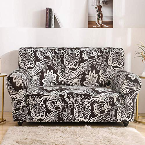 Nordic Style All-Inclusive Stretch Sofa Cover Polyester Material Four Seasons Universal Sofa Protective Cover Smooth Fabric Suitable For Hotel Cafes