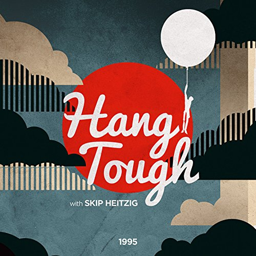 Hang Tough audiobook cover art