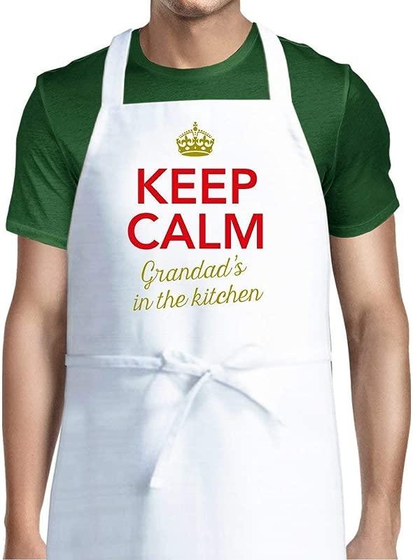 Grandad Apron Cooking Gift For Men Birthday Gift For Grandad