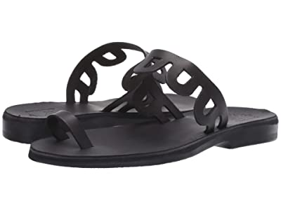 Jerusalem Sandals Aja (Black) Women