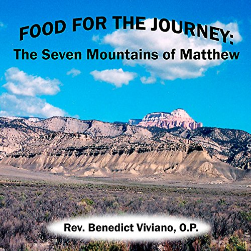 Food for the Journey audiobook cover art
