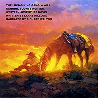 The Lucias King Gang cover art