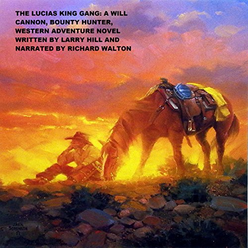 The Lucias King Gang audiobook cover art