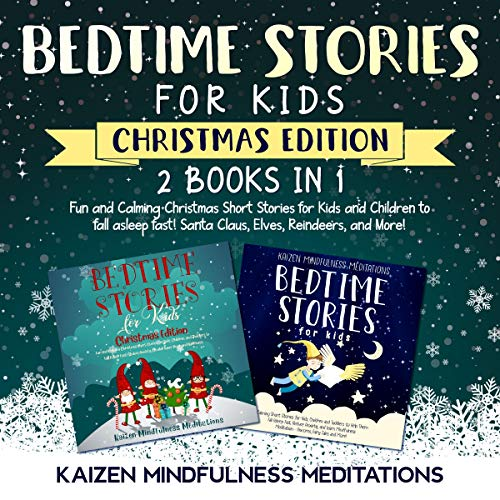 Bedtime Stories for Kids Audiobook By Kaizen Mindfulness Meditations cover art