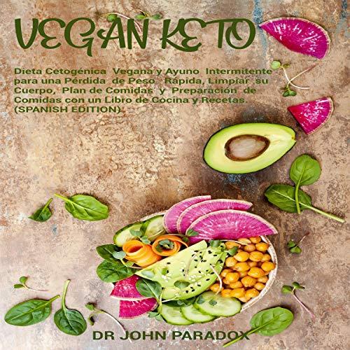 comida de plan de dieta keto