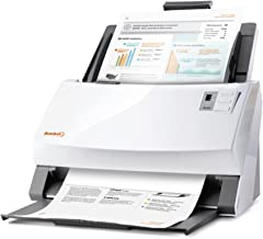 $485 » Ambir ImageScan Pro 340 40ppm High-Speed ADF Scanner for PC and Mac