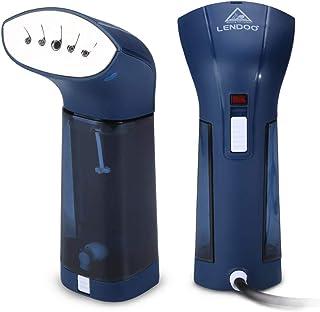 Mini-cuiseur à vapeur portatif multifonctionnel, réservoir d'eau 120ML, chauffage en 10 secondes, fer à repasser à vapeur,...