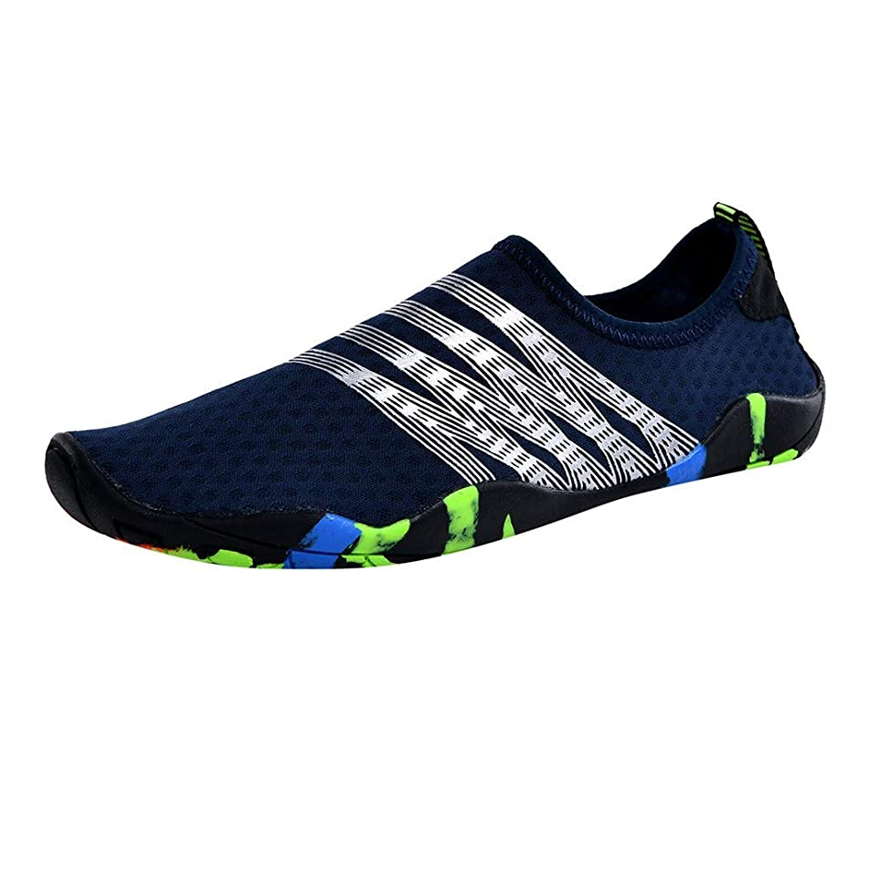 Answerl Couple Men Beach Shoes Swimming Shoes Water Shoes Barefoot Quick Dry Aqua Shoes Outdoor Casual Shoe