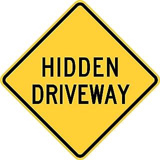 Best hidden driveway sign Reviews