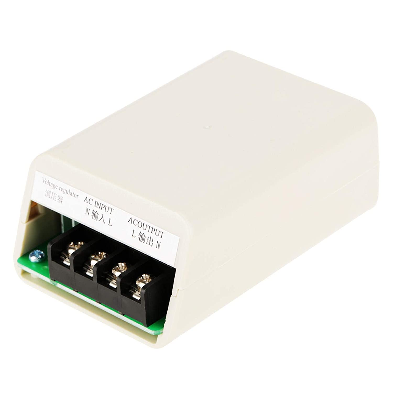 Variable Voltage Las Vegas Mall Controller Memphis Mall AC 220V 4000W Thyristor Digital SCR