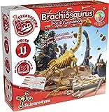 Science4you - Brachiosaurus Fossil Escavation - Juguete Cientifico y Educativo, Incluye Fosiles,...