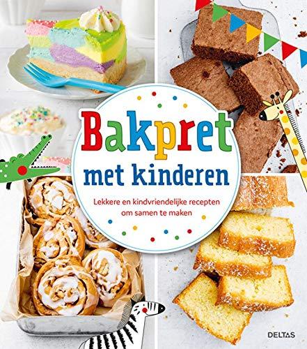 Bakpret met kinderen: Lekkere en kindvriendelijke recepten om samen te maken