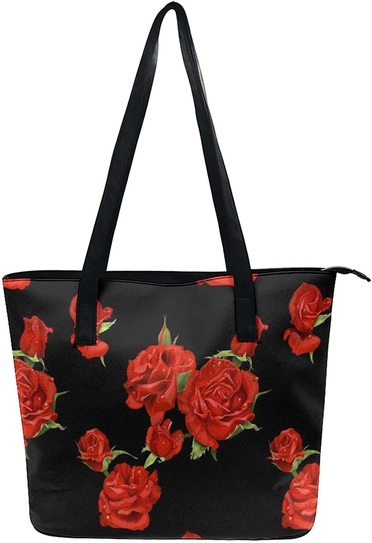 Satchel Shoulder Bags Beach Tote Bag For Women Lady Lightweight Handbags