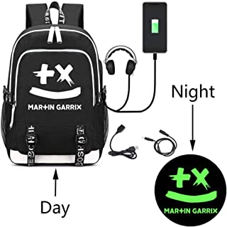 fluorescent rucksack